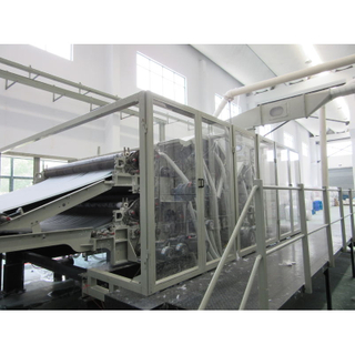 HONGE-Double Cylinder Double Doffer Carding Machine For Nonwoven Fabric